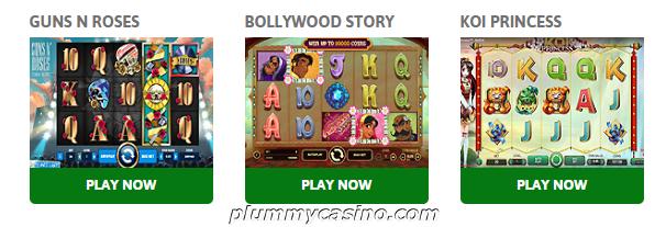 Real money casino from NetEnt