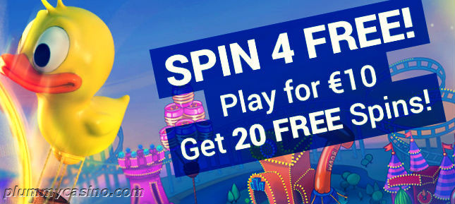 Free spins at real money casino